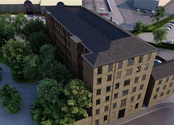Thumbnail 1 bed flat to rent in Martins Mill, Pellon Lane, Halifax