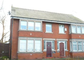 Thumbnail 1 bed flat to rent in Newlands Blackpool Road, Kirkham, Preston