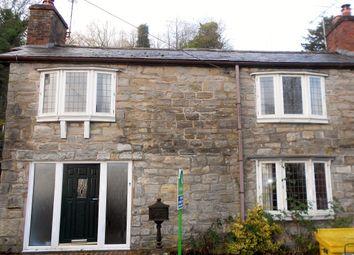 Thumbnail 3 bedroom terraced house to rent in Swan Terrace Woodlands Road, Froncysyllte, Llangollen
