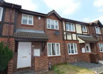 Thumbnail 2 bed terraced house to rent in The Fieldings, Lydiate, Liverpool