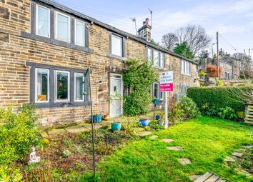 Thumbnail 2 bed cottage for sale in Nabb View, Underbank Old Road, Holmfirth
