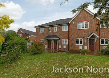 Thumbnail 2 bed end terrace house for sale in Chessington Road, West Ewell, Epsom