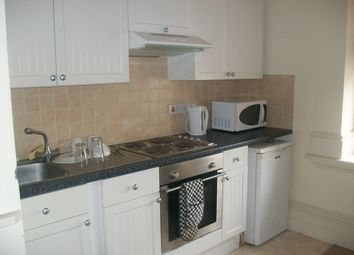 Thumbnail 1 bed flat to rent in Lord Montgomery Way, Portsmouth