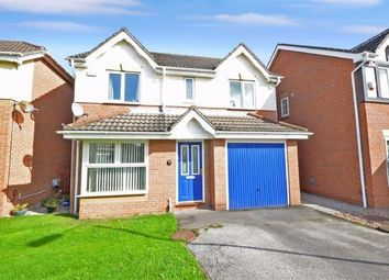 Thumbnail 4 bed detached house for sale in Pasture Drive, Whitwood, Castleford