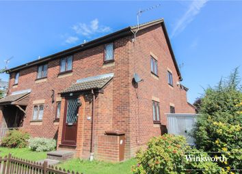 Thumbnail 1 bedroom end terrace house to rent in Aycliffe Road, Borehamwood, Hertfordshire