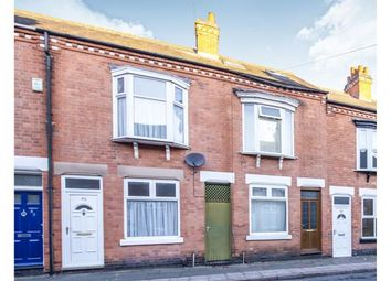 Thumbnail 2 bed terraced house for sale in Wilmington Road, Leicester, Leicestershire