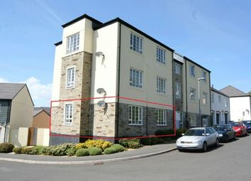 Thumbnail 2 bed flat for sale in Chygoose Drive, Truro