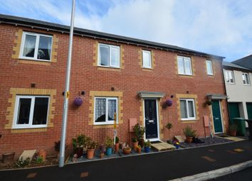 Thumbnail 3 bedroom end terrace house for sale in Templer Place, Bovey Tracey, Newton Abbot, Devon