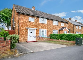 Thumbnail 3 bed semi-detached house for sale in Spencer Road, Langley, Slough