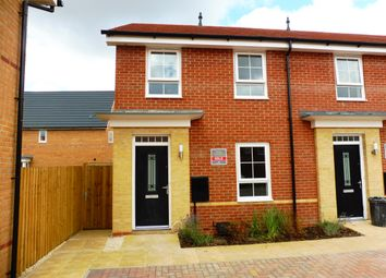 Thumbnail 2 bedroom property to rent in Bartlett Drive, Hempsted, Peterborough