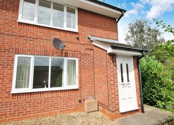 Thumbnail 1 bedroom flat to rent in Hawkesbury Close, Redditch