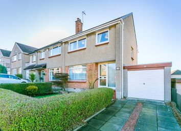 Thumbnail 3 bed semi-detached house for sale in Corslet Crescent, Currie, Edinburgh