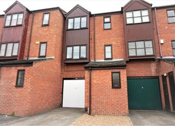 Thumbnail 3 bedroom town house for sale in Exchange Road, West Bridgford