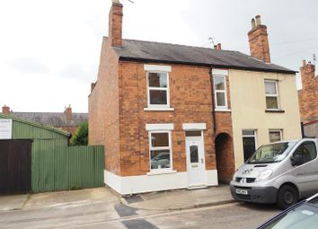 Thumbnail 3 bed semi-detached house for sale in Vernon Street, Newark