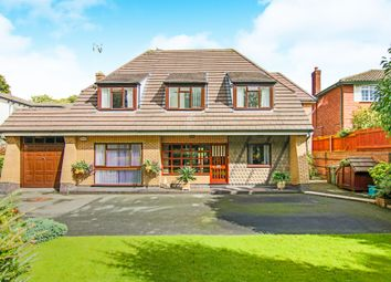 Thumbnail 5 bed detached house for sale in Talbot Road, Prenton
