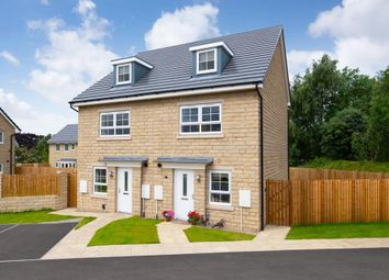 "Thumbnail 3 bed semi-detached house for sale in ""Kingsville"" at Belton Road, Silsden, Keighley"