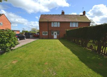 Thumbnail 4 bed semi-detached house for sale in The Yelves, Hinstock, Market Drayton
