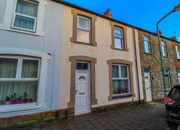 3 bed terraced house for sale in Bradley Street, Adamsdown, Cardiff CF24