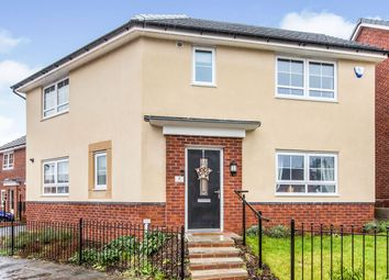 Thumbnail 3 bed detached house for sale in Aire Drive, Northwich, Cheshire