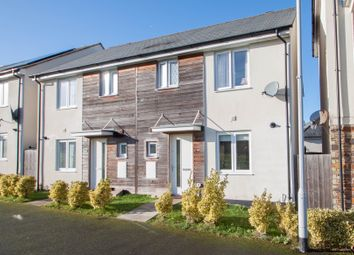 Thumbnail 3 bed semi-detached house for sale in Fleetwood Gardens, Plymouth