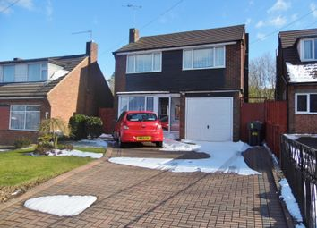 Thumbnail 3 bed detached house for sale in Holywell Lane, Rubery, Worcestershire