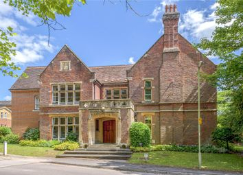 Thumbnail 2 bed flat for sale in Oakwood House, Oakwood Close, Otterbourne, Winchester, Hampshire