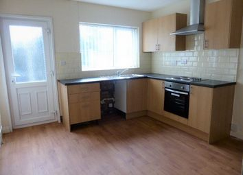 Thumbnail 2 bed end terrace house to rent in Herbert Street, Mexborough