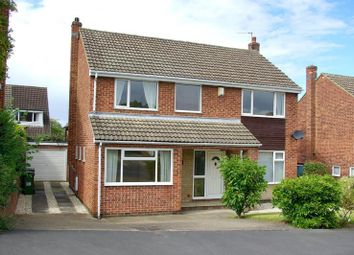 Thumbnail 4 bed detached house to rent in Mountbatten Avenue, Sandal, Wakefield