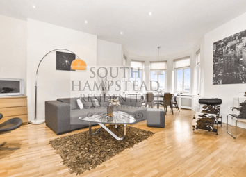 Thumbnail 3 bed flat to rent in Glenshaw Mansions, 118 Priory Road, South Hampstead