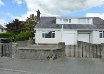 Thumbnail 3 bed semi-detached house for sale in Pontllyfni, Caernarfon