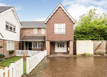 3 bed detached house for sale in Whitakers Way, Loughton IG10