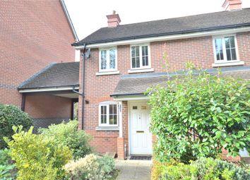 Thumbnail 2 bed end terrace house for sale in Elvetham Rise, Chineham, Basingstoke