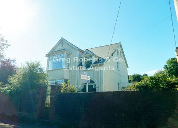 Thumbnail 5 bed detached house for sale in Church Street, Tredegar, Blaenau Gwent