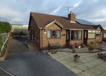 Thumbnail 2 bed semi-detached bungalow for sale in Newfield Avenue, Barnsley