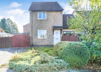 Thumbnail 2 bed end terrace house for sale in Spinney Road, Keyworth, Nottingham