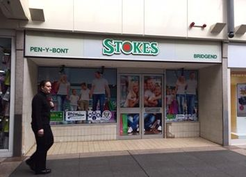 Thumbnail Retail premises to let in The Rhiw Shopping Centre, Bridgend