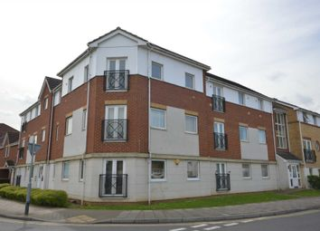 Thumbnail 2 bed flat for sale in Hill View Drive, Thamesmead, London