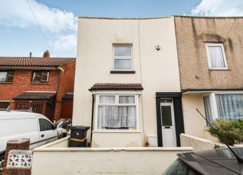 Thumbnail 3 bed end terrace house for sale in Gladstone Street, Bedminster