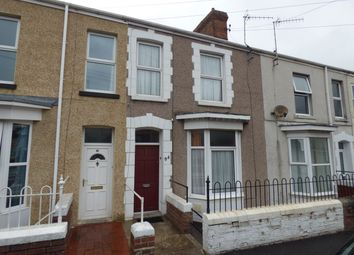 Thumbnail 5 bed terraced house for sale in Marlborough Road, Brynmill, Swansea
