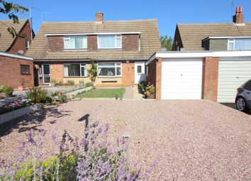 Thumbnail 3 bed semi-detached house for sale in Stanley Road, Streatley, Bedfordshire