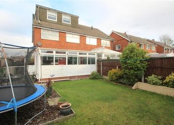 Thumbnail 4 bed property for sale in Bristol Avenue, Leyland