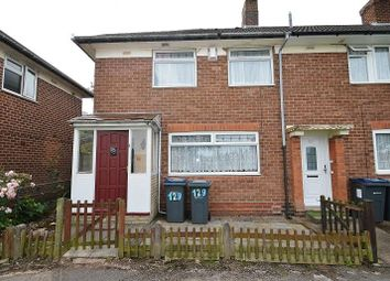 Thumbnail 3 bed end terrace house to rent in Alwold Road, Birmingham, West Midlands.