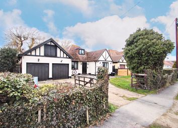 Thumbnail 4 bed bungalow for sale in Harwich Road, Little Clacton, Clacton-On-Sea