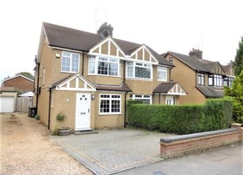 Thumbnail 5 bed semi-detached house for sale in Manor Road, Hatfield