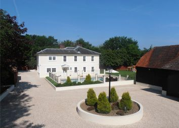Thumbnail 6 bed equestrian property to rent in Winchester Road, Whitway, Newbury, Berkshire