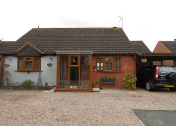 Thumbnail 2 bed detached bungalow for sale in Upton Gardens, Upton-Upon-Severn, Worcester