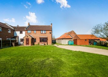 Thumbnail Semi-detached house for sale in Pound Lane, Toft Monks, Beccles