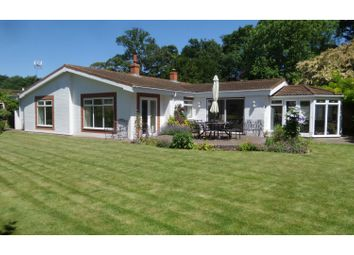 Thumbnail 3 bed detached bungalow for sale in Walled Garden. Hall Lane, Algarkirk, Boston