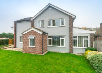 Thumbnail 5 bed detached house for sale in Eastwood Grove, Garforth, Leeds