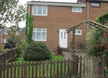 Thumbnail 3 bed terraced house to rent in High Ridge, Consett, County Durham